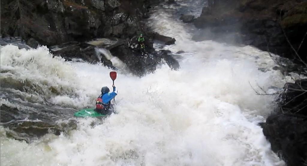 Falls of Muick - 2014