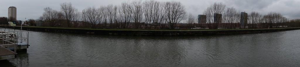 Glasgow Canal Wide